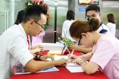 28/31 ngành của ĐH Quốc tế Hồng Bàng có điểm chuẩn 14