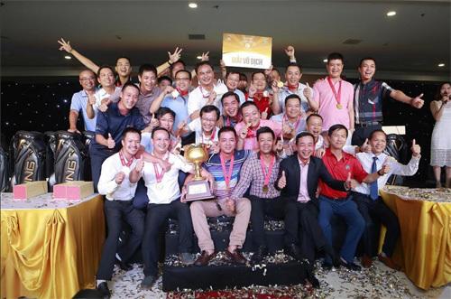 CLB Golf G&L 9295 vô địch GFS Cup