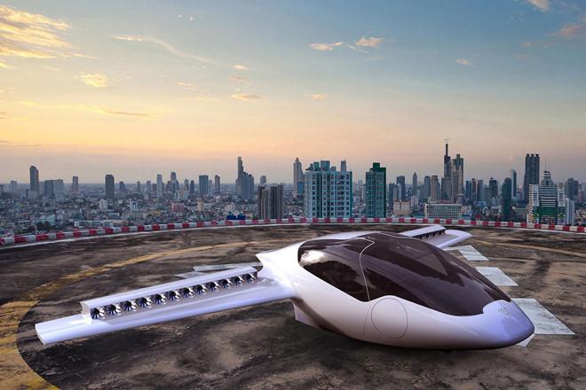 Những phương tiện di chuyển tương lai sắp thành hiện thực