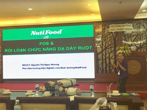 500 chuyên gia chia sẻ kiến thức dinh dưỡng mới