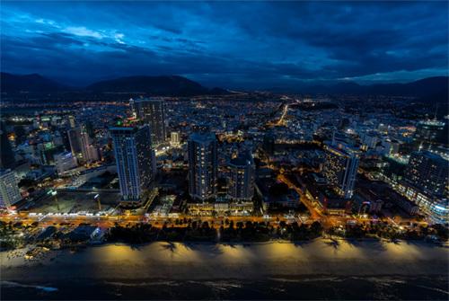 Dòng tiền đầu tư đổ vào BĐS nghỉ dưỡng Nha Trang