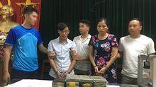 Lại phát hiện đường dây ma túy lớn ở Lóng Luông