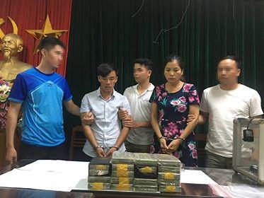 ma túy,Lóng Luông,Sơn La