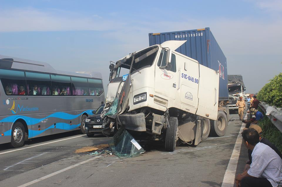 tai nạn giao thông,tai nạn cao tốc,cao tốc Long Thành