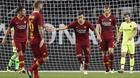 Barca lại ôm hận trước AS Roma