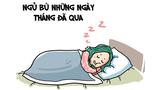 Cách trị chứng mất ngủ hiệu quả nhất