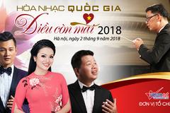 Tân Nhàn, Đức Tuấn trở lại trong Điều Còn Mãi 2018