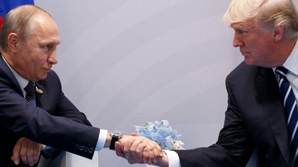 Chỉ người Nga mới đủ mạnh để gây sức ép