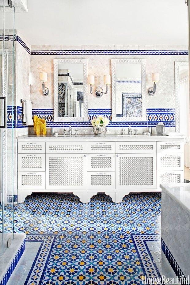 Những nhà tắm xanh mướt đẹp đến rụng tim, ai cũng muốn sở hữu