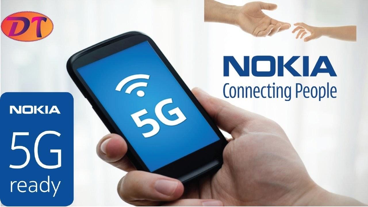 Nokia cung cấp gói dịch vụ 5G khổng lồ trị giá 3,5 tỷ USD