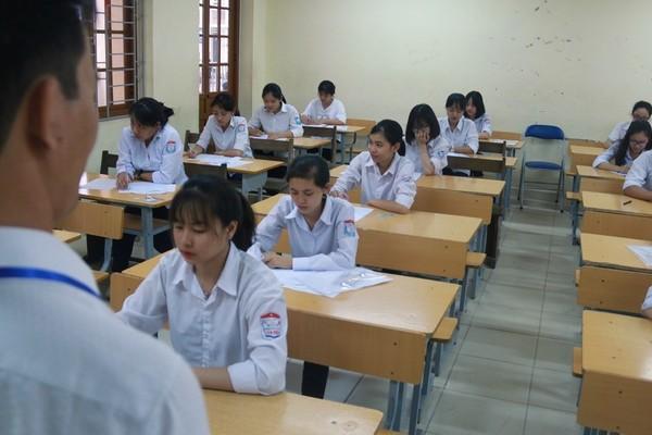 38 bài thi THPT quốc gia ở Hải Phòng thay đổi điểm sau chấm phúc khảo