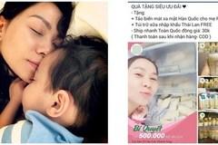 Thu Minh nhờ pháp luật khi hình ảnh bị lợi dụng quảng cáo