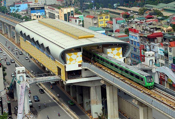 Đường sắt Cát Linh - Hà Đông vận hành thế nào nếu mất điện đột ngột?