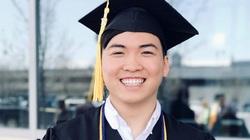 Nghiên cứu sinh gốc Việt 23 tuổi làm giám khảo cuộc thi Olympic Toán quốc tế