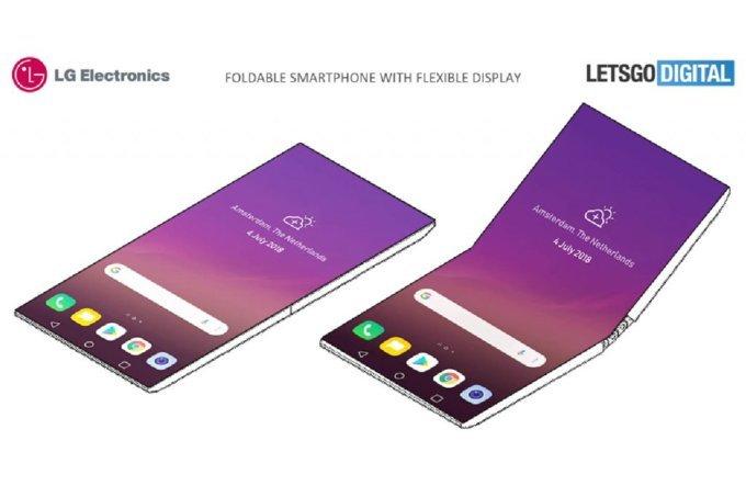LG bán màn hình gập, kiếm lời từ đối thủ của Samsung