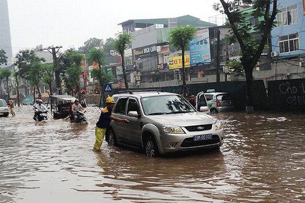 xe ngập nước,xe cũ,mua xe,ô tô cũ