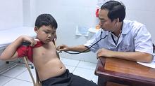Mang trái tim lỗi nhịp, cậu bé cần 80 triệu đồng cứu nguy