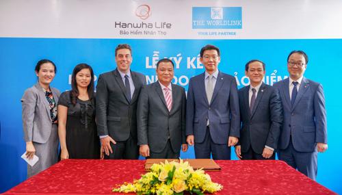 Hanwha Life Việt Nam mở rộng kênh phân phối