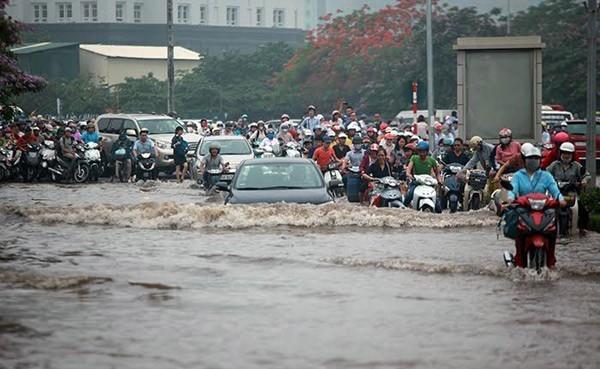 ứng dụng,cảnh báo ngập lụt