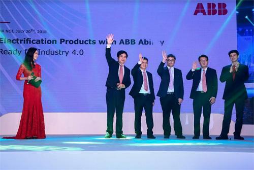 ABB cung cấp giải pháp nguồn điện thời 4.0