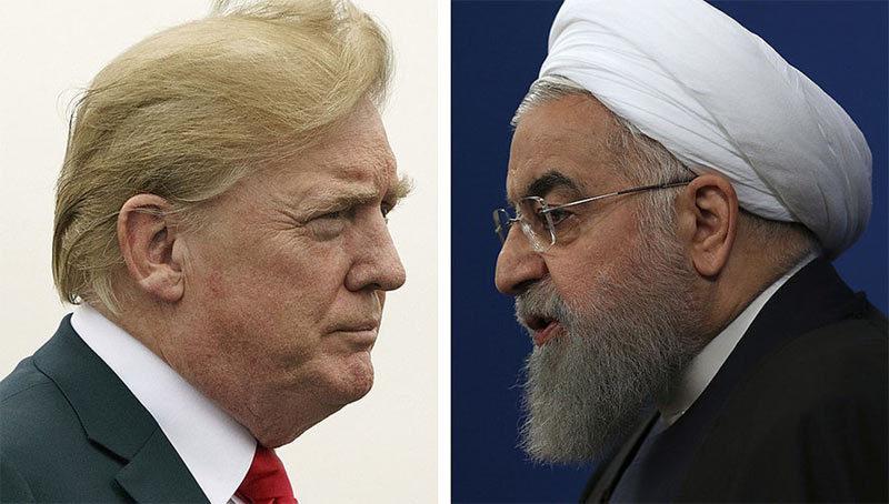 Mỹ,Iran,Tổng thống Trump,Donald Trump. Căng thẳng Mỹ - Iran