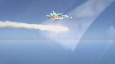 Màn tấn công ngoạn mục của tên lửa vượt âm Nga