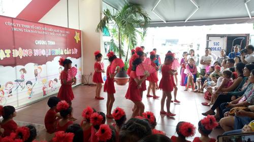 Trung tâm SiĐô- 20 năm ươm mầm nghệ thuật tuổi thơ