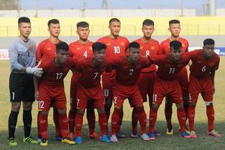 U16 Việt Nam thua ngược U16 Indonesia
