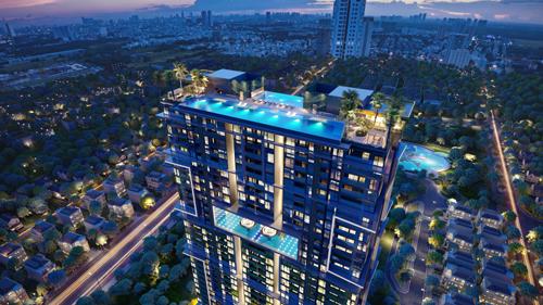 Ngày 4/8, ra mắt căn hộ 'hot' ở Nam TP.HCM