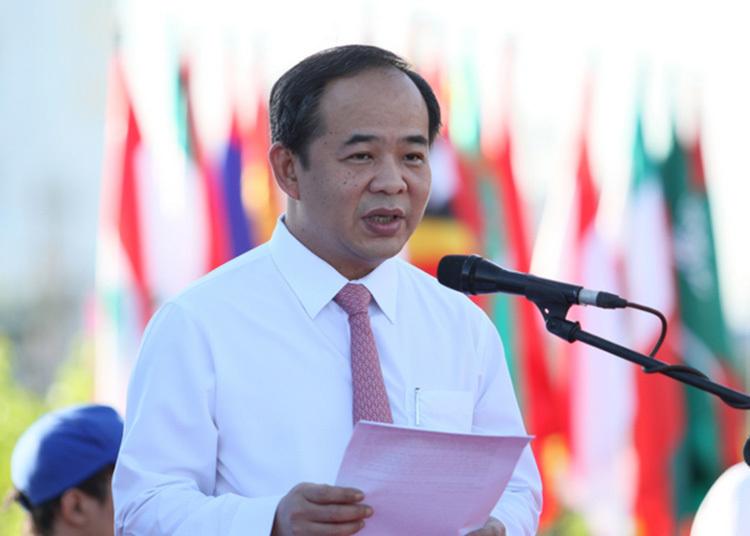 Thứ trưởng Lê Khánh Hải tranh cử ghế Chủ tịch VFF