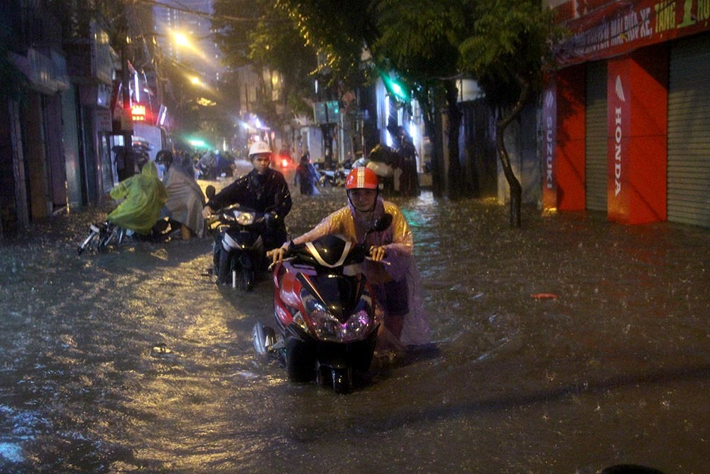Thời tiết Hà Nội 5 ngày tới: Vẫn cứ mưa dai dẳng