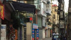 Hà Nội: Phát hiện cô gái tử vong trong nhà nghỉ