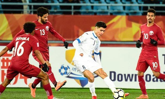 U23 Uzbekistan vs U23 Oman