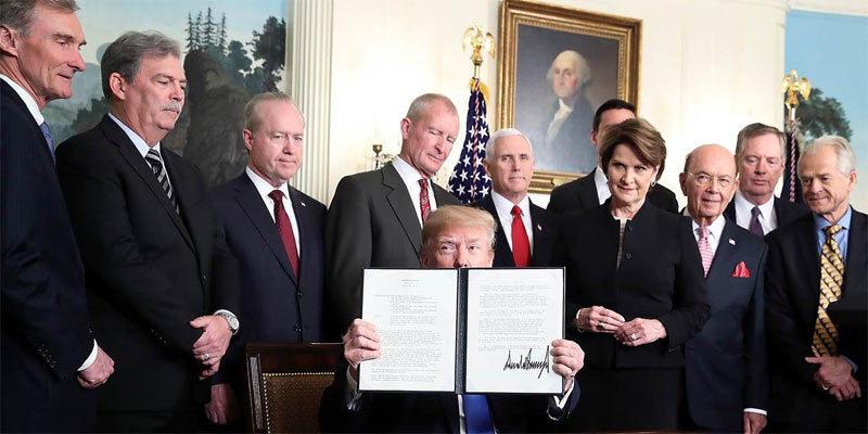 Cuộc chiến thương mại Mỹ - Trung,chiến tranh thương mại,Anh,Mỹ,Tổng thống Trump,Donald Trump
