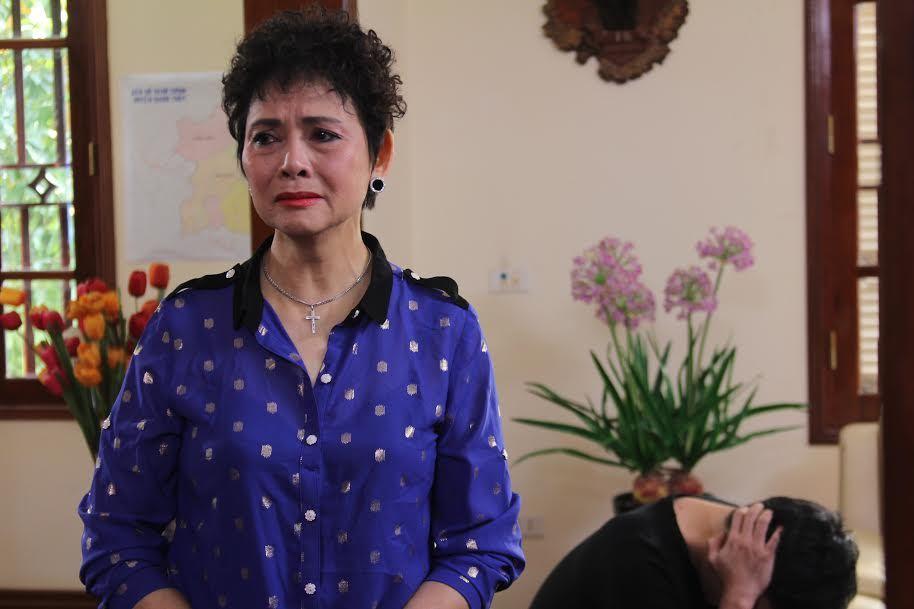 'Thị Nở' Đức Lưu sốc khi nghe tin 'Chí Phèo' Bùi Cường qua đời
