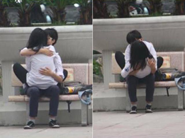 Cặp đôi vô tư 'quan hệ' nơi công cộng: 'Phản cảm, vô văn hóa'