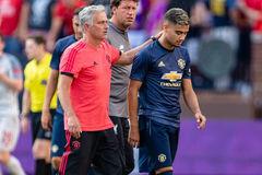 """Mourinho ban đặc ân cho """"cậu bé vàng"""" Brazil"""