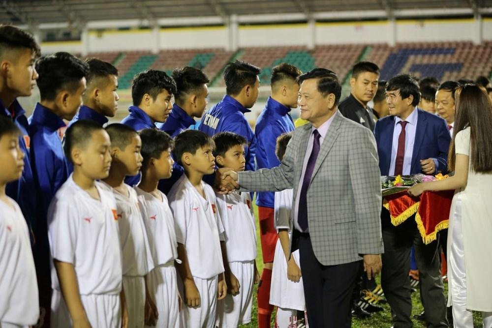 Ông Nguyễn Công Khế rút lui, ghế Chủ tịch VFF còn một ứng viên