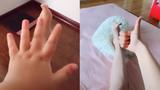 """Bạn có thể làm tay chân """"đồng diễn"""" như thế này?"""