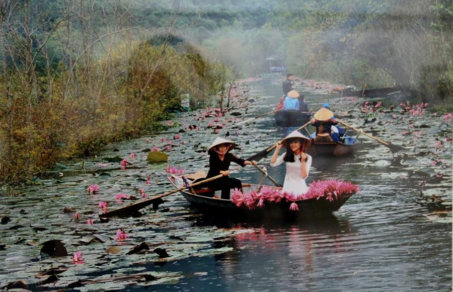 Cuộc sống ngoại thành Hà Nội qua ống kính nhiếp ảnh