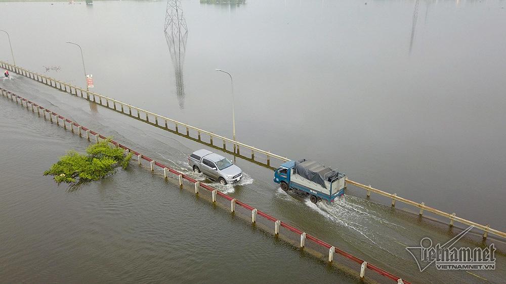 Ngập lụt ở Chương Mỹ,Ngập lụt ở Chương Mỹ Hà Nội,Ngập lụt ở Hà Nội,Ngập lụt,Ngập lụt ở Quốc Oai