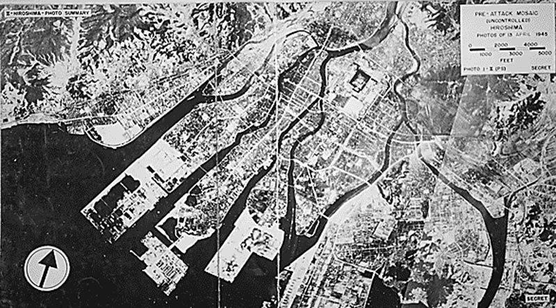 Ngày này năm xưa: Mỹ đánh bom nguyên tử, Hiroshima 'thành tro tàn'