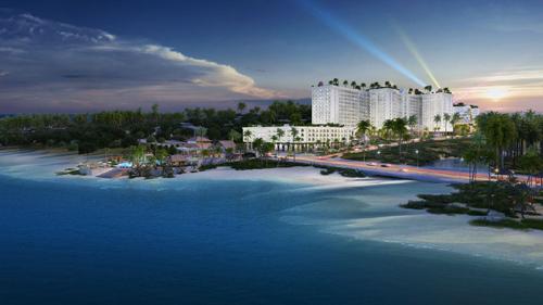Thiên Minh phát triển giai đoạn 2 dự án Aloha Beach Village