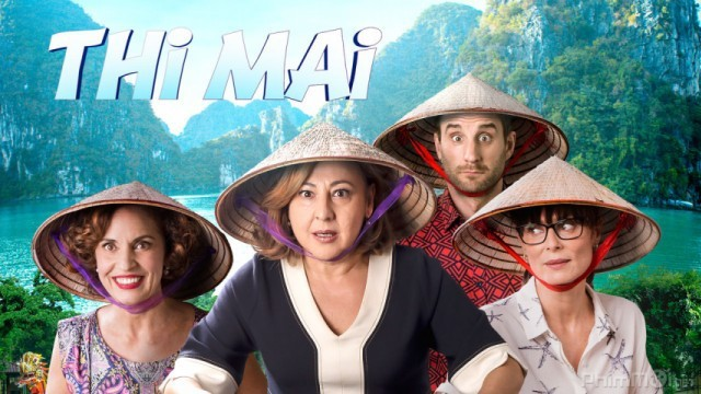 Phim hành trình của 3 bà Tây làm 'ninja' tại Việt Nam bất ngờ gây sốt