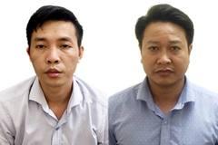 Khởi tố, bắt tạm giam 2 cán bộ sửa điểm thi ở Hòa Bình