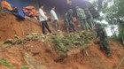 Sạt lở đất đá ở Lai Châu: 6 người tử vong