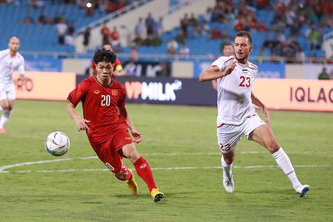 U23 VN vs Palestine