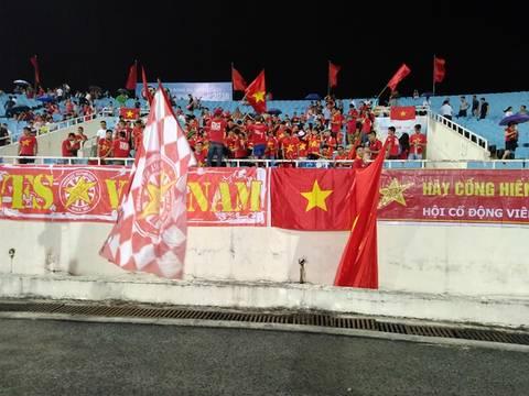 Olympic Việt Nam vs Palestine