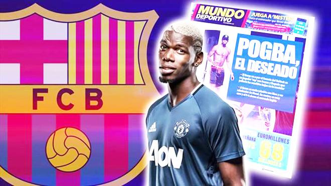 MU vỡ òa đón Toby Alderweireld, Pogba mặc áo số 8 ở Barca