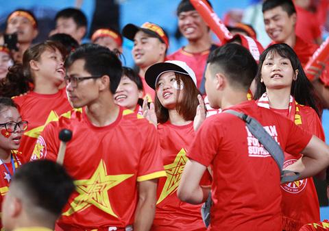 Clip VFF chúc mừng thầy trò HLV Park Hang Seo